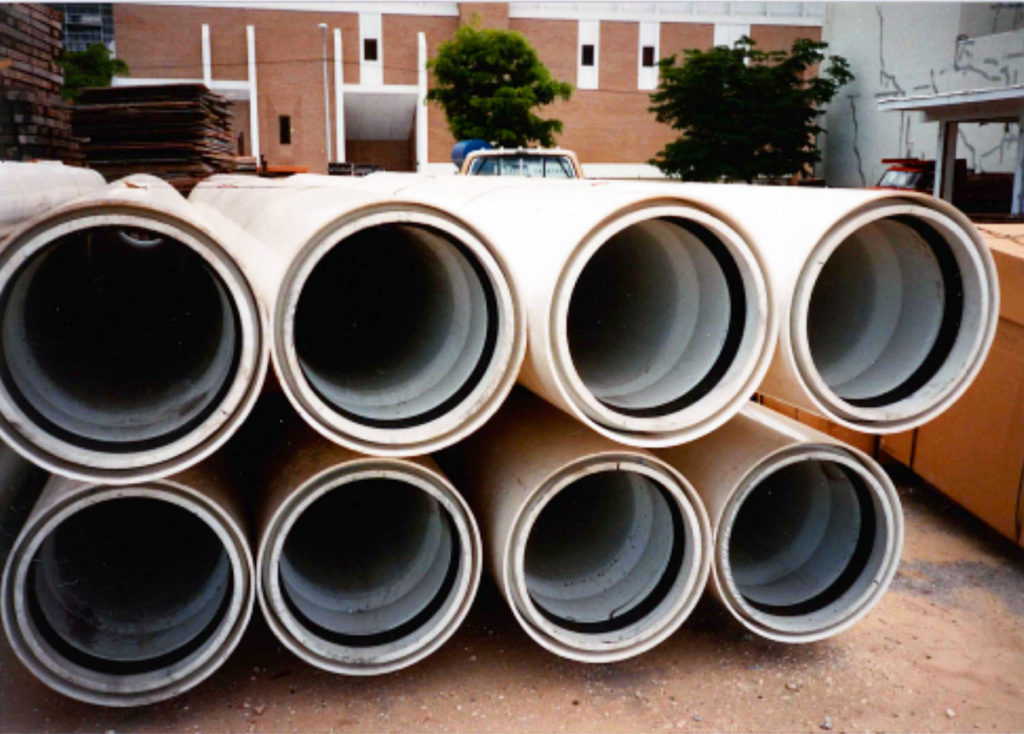 Pre-insulated Underground Pipe - what to use undergrounf